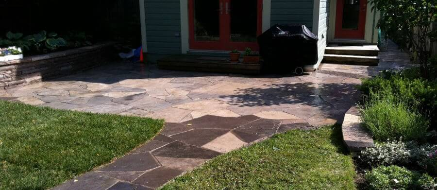 Flagstone Patio Ottawa