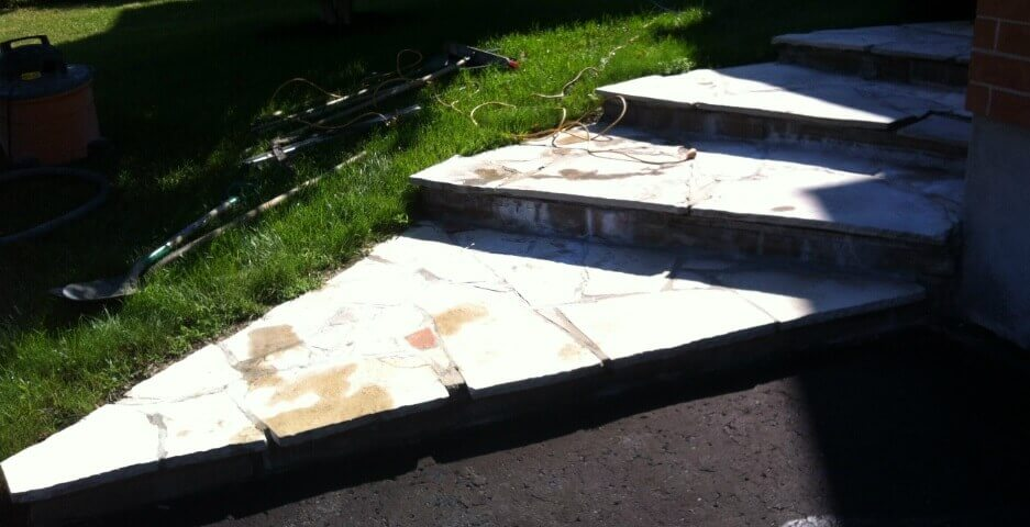 flagstone steps before 2