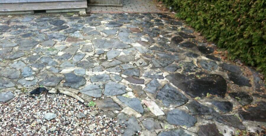 Old Stone Patio