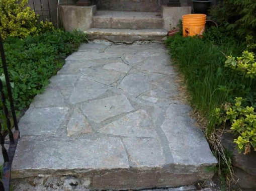Stone Steps Before